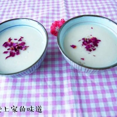 南京小吃-山药豆浆粥