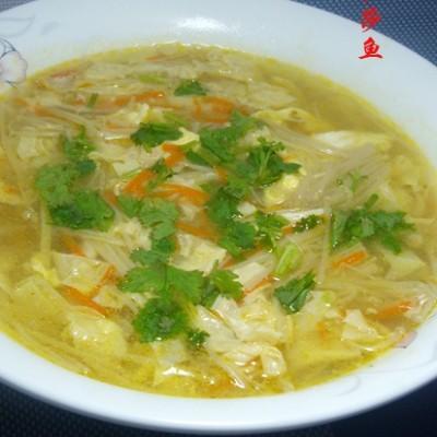 腐皮金针汤