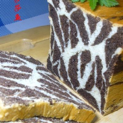 豹纹土司面包