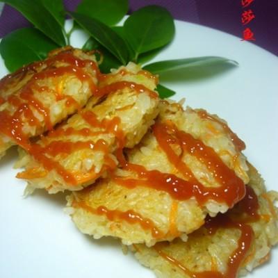 電餅鐺食譜-蓮藕糯米餅