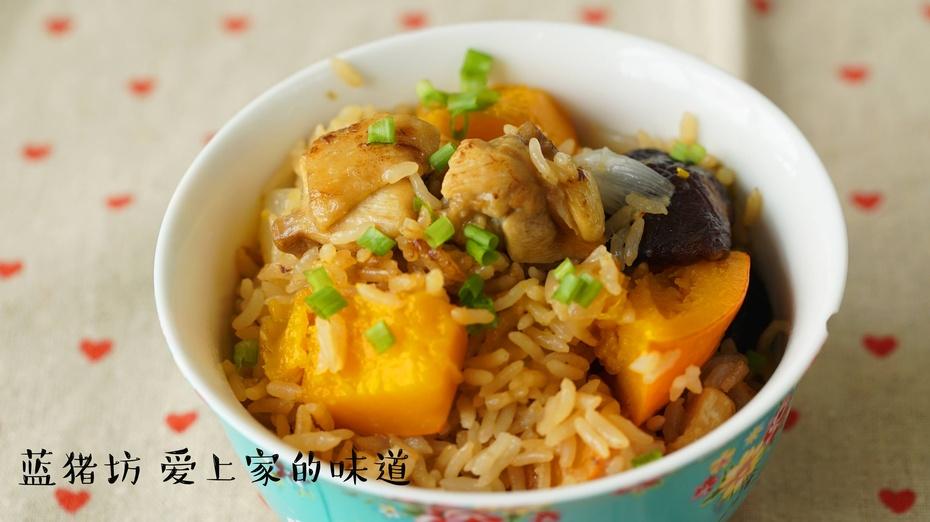 电饭锅食谱-花式米饭