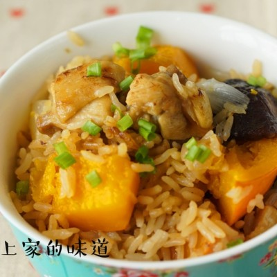電飯鍋食譜-花式米飯