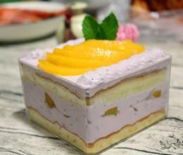 蓝莓黄桃盒子