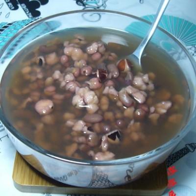 薏仁米红豆粥
