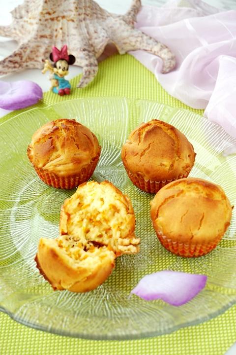 蜂蜜南瓜丝蛋糕