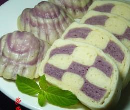 紫薯贝壳—棋格