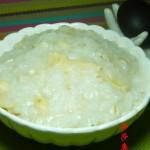 百合薏米大米粥