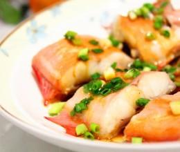 清蒸红带鱼