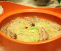 砂锅酸菜排骨