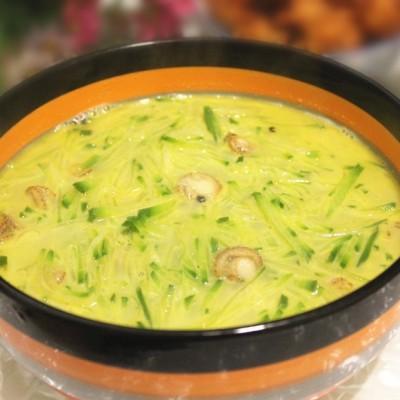 扇贝青萝卜汤