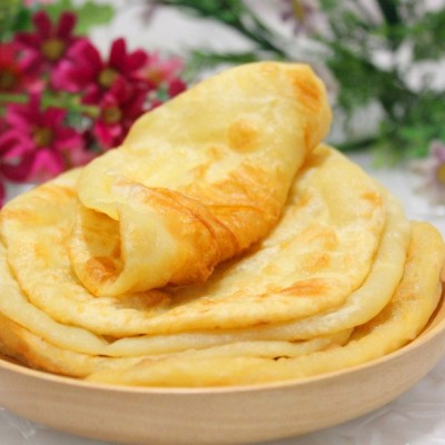 炸土豆薄饼-山西特色面食