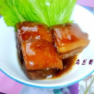 電飯鍋食譜-東坡肉
