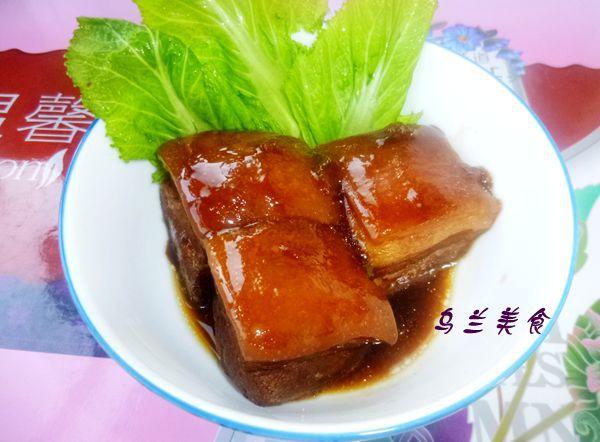 电饭锅食谱-东坡肉
