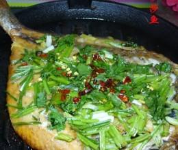 黄鱼怎么做好吃-烤黄鱼