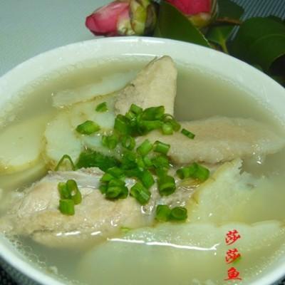 玉竹山药排骨汤