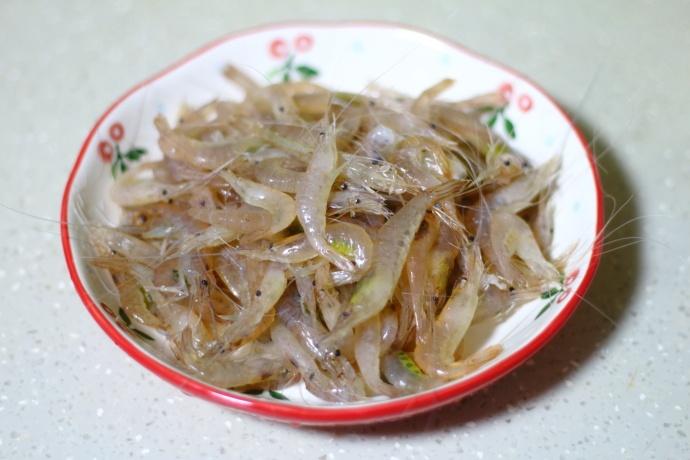 儿童增高补钙食谱-干炸小河虾