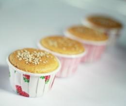 海绵纸杯蛋糕