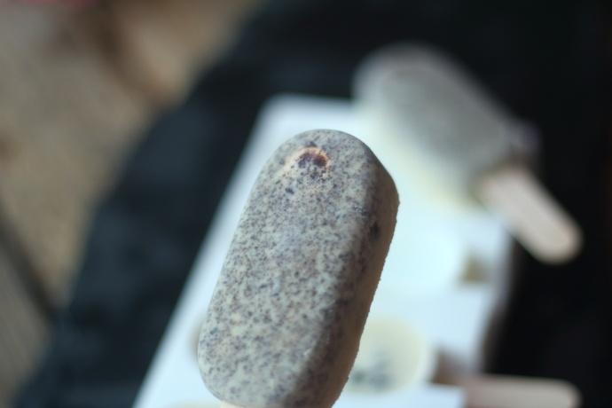 奥利奥冰淇淋