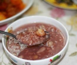 红香米莲子粥