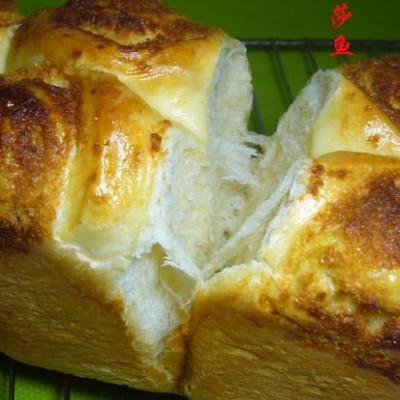 全麥椰蓉土司面包