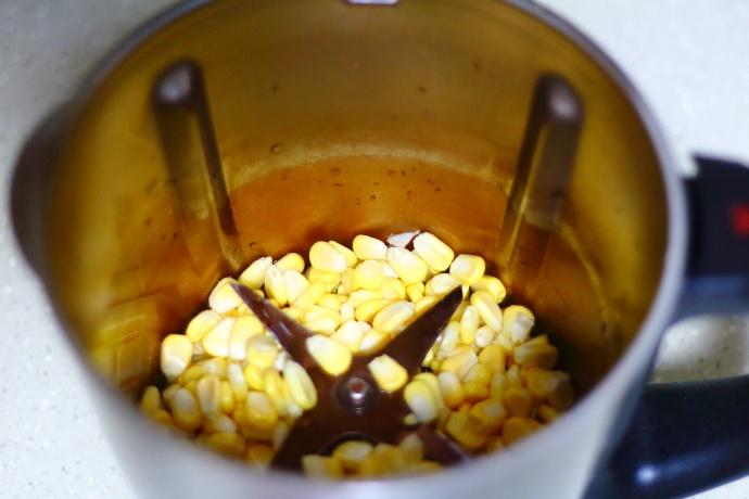 破壁机食谱-奶香玉米汁