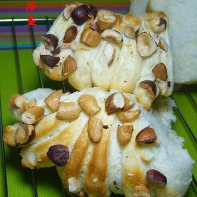 煉乳干果面包