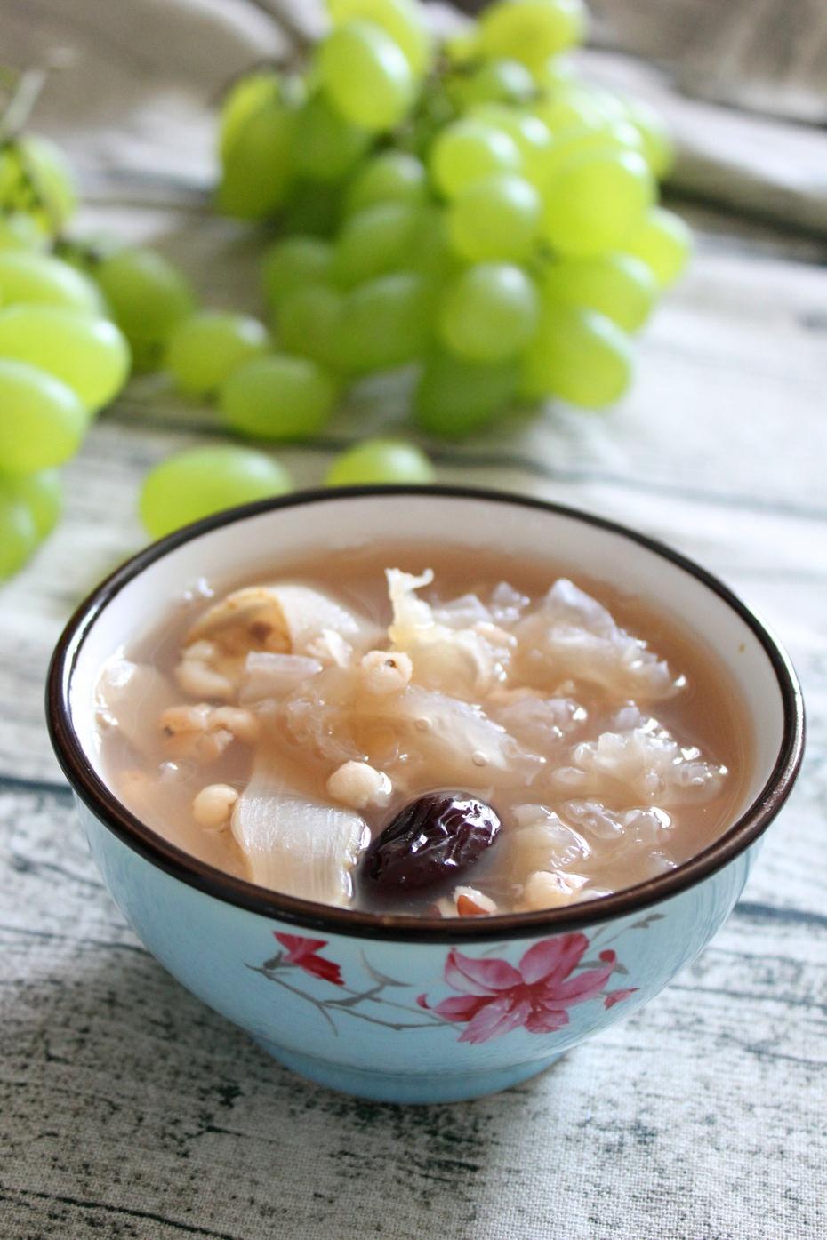 清热祛湿的清补凉甜汤