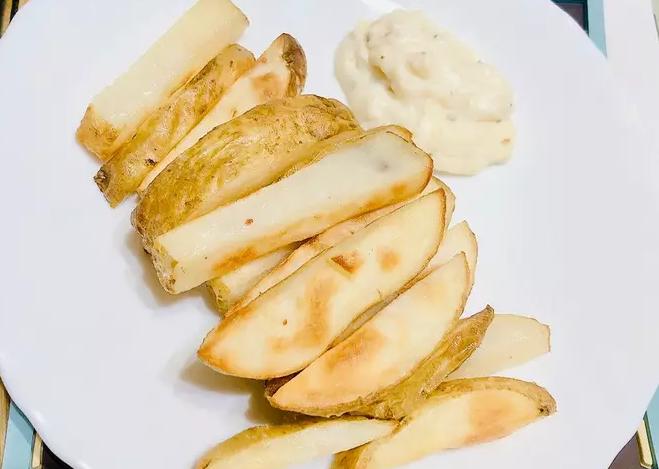 氣炸馬鈴薯??
