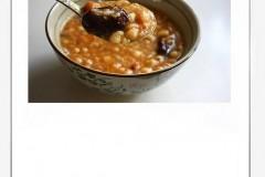 花生红枣糯米粥