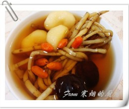 鱼腥草荸荠汤
