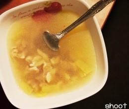 简易美味姜片鸡汤