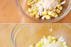 鸡丝玉米沙拉