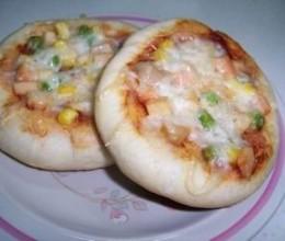 平底锅pizza