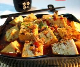 麻婆北豆腐