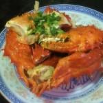 葱姜帝王蟹