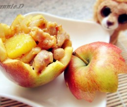咖喱苹果鸡