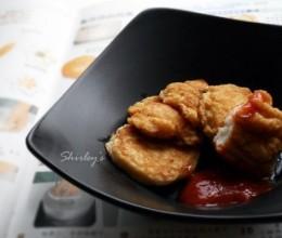 自制鱼肉饼