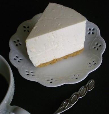 柠檬芝士蛋糕(免烤)