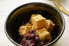 和菓子——蕨饼