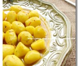 藏红花烩小土豆
