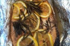 【WESTERN】煙薰鮭魚