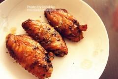 意式香草烤鸡翅