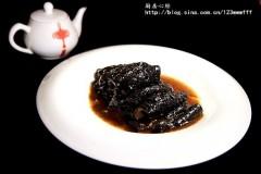 虾子烧海参