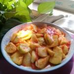 番茄烧丝瓜