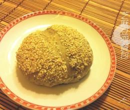 芝麻豆渣面包