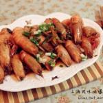 上海风味油爆虾
