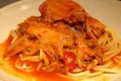 雜菜燉雞中翼