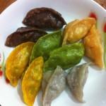 五福临门饺子
