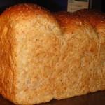 免揉+低溫長時間發酵的BBA低脂全麥吐司