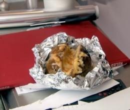 烤土豆 Jacket Potato Round One